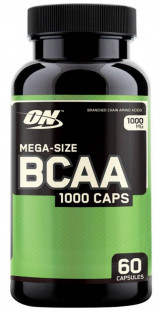 Optimum Nutrition BCAA 1000 (60с)